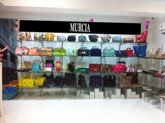 Murcia at the Bell Plaza Store in South Mumbai (1)