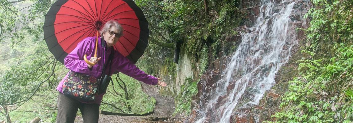 Land of the Rising Sun – Sandan-kyo Gorge