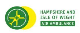 Hampshire and Isle of Wight Air Ambulance Logo