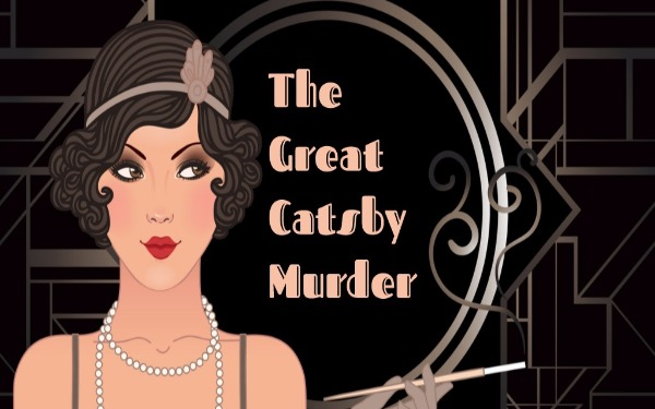1920's Murder Mystery Party