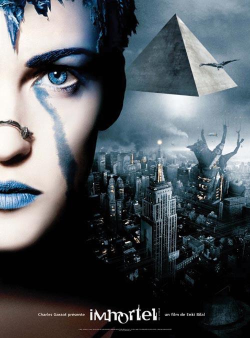 Film De Science Fiction 2014 : science, fiction, Immortal:, French, Sci-fi, Fantasy, MurderMayhem&More