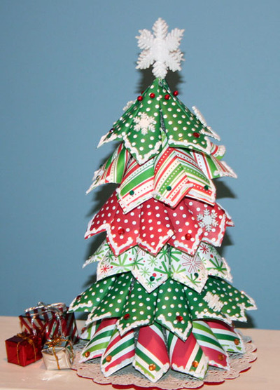 Polished To Perfection Christmas Tree #2 From American