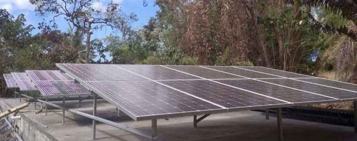 Solar power Bangka