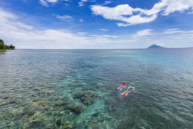 Snorkling Manado Bunaken