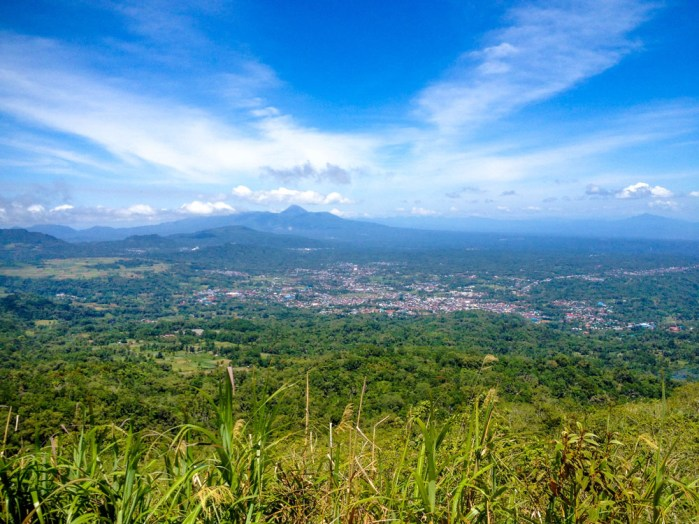 Mount Mahawu view