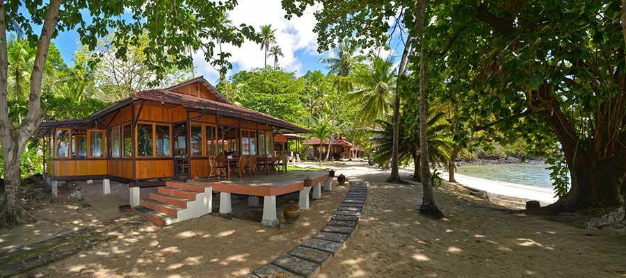 Murex Bangka Beach Front Restaurant