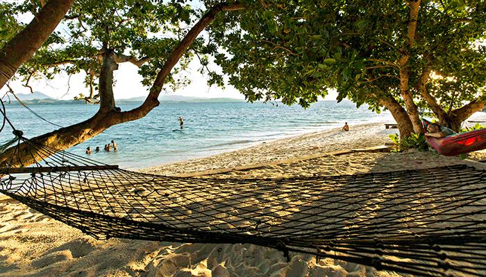 Murex Bangka Beach Hammock