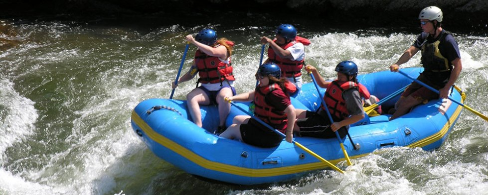 White-water-rafting-North-Sulawesi