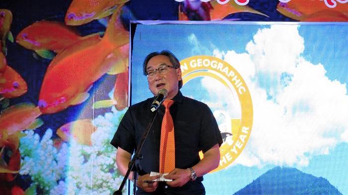 Michael Aw Manado