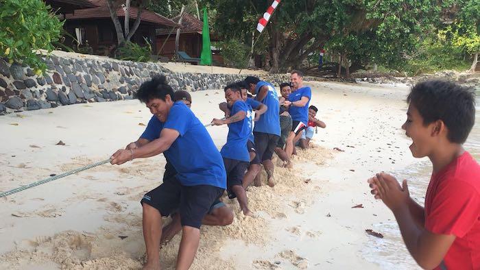 Bangka Beach Games