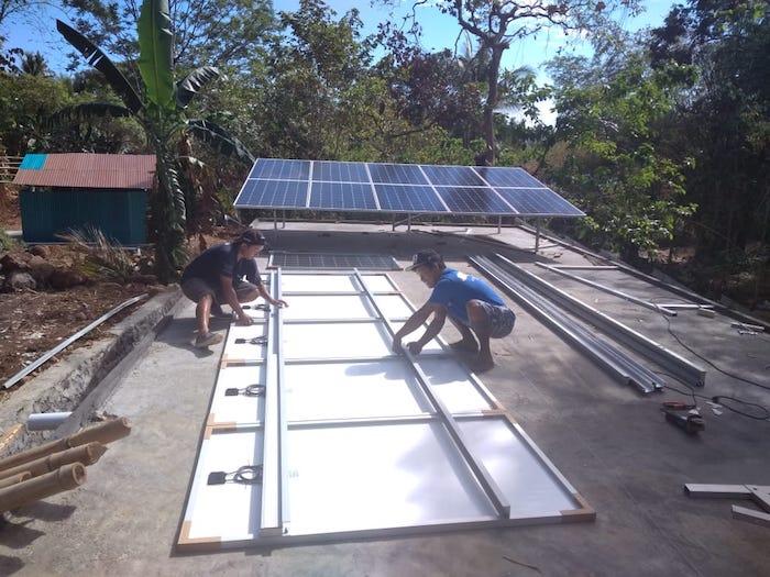 Solar Bangka