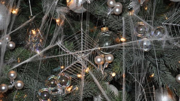 Ukraine spiders webs