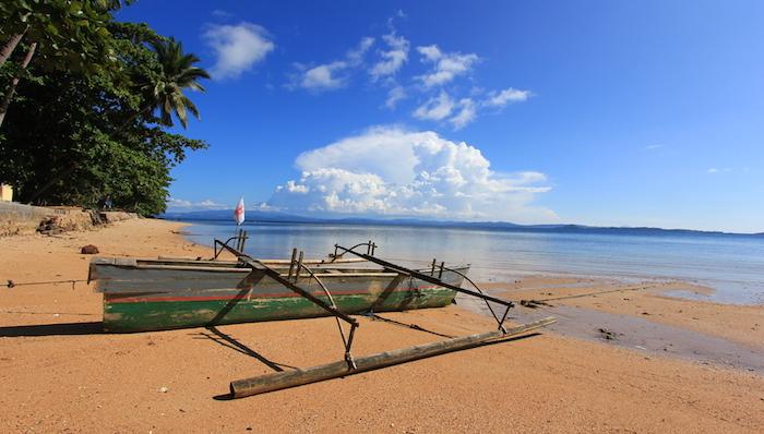 Lihunu beach