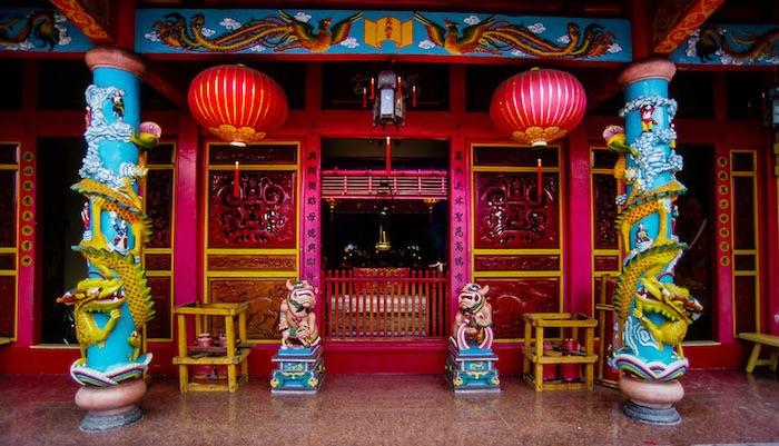Manado temple
