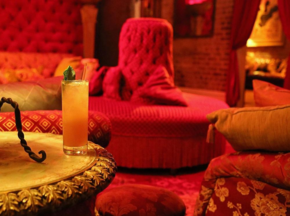 living room theater drink menu diy rustic furniture pre muriel s jackson square gallery