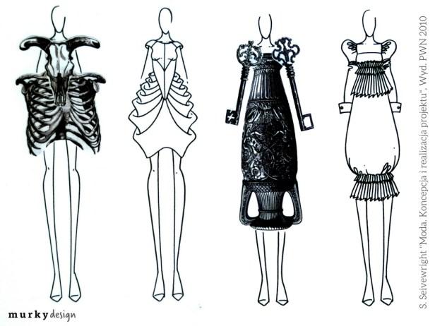 kolaz-collage-projektowanie-mody
