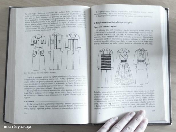 rysunek zawodowy projektowanie odziezy