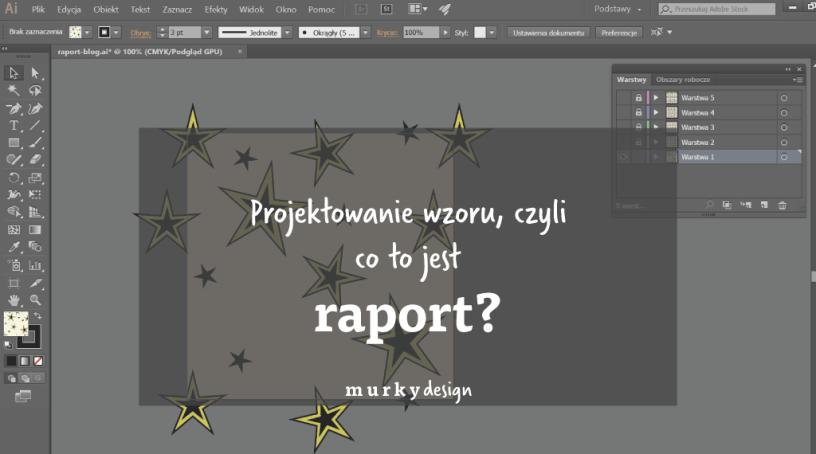 projektowanie wzory, co to jest raport?