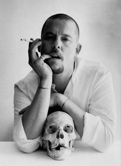 Alexander McQueen - portret