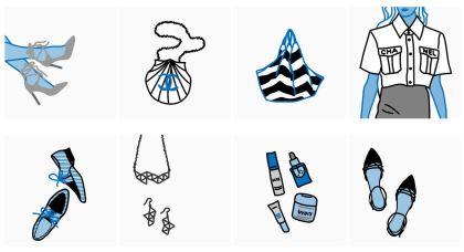 oferta ciekawe nowoczesne grafiki rysunki social media