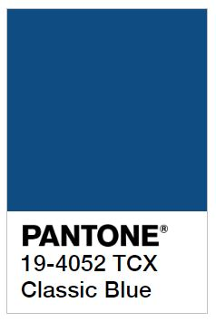 pantone classic blue kolor roku 2020