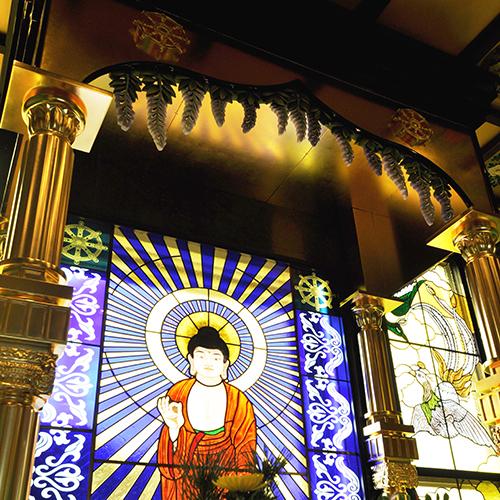 菩提寺須弥壇