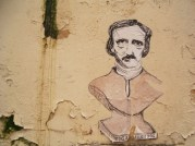 Streetart - Edgar Allan Poe 3