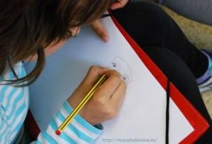 Dibujando un rostro