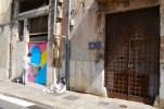 Grip Face en una calle de Palma de Mallorca