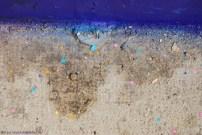 El goteo hace su propia intervención en el suelo