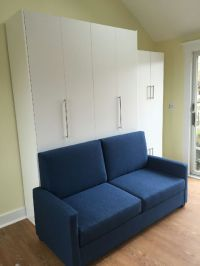 Murphy Bed With Sofa | Murphy Bed NYC Area