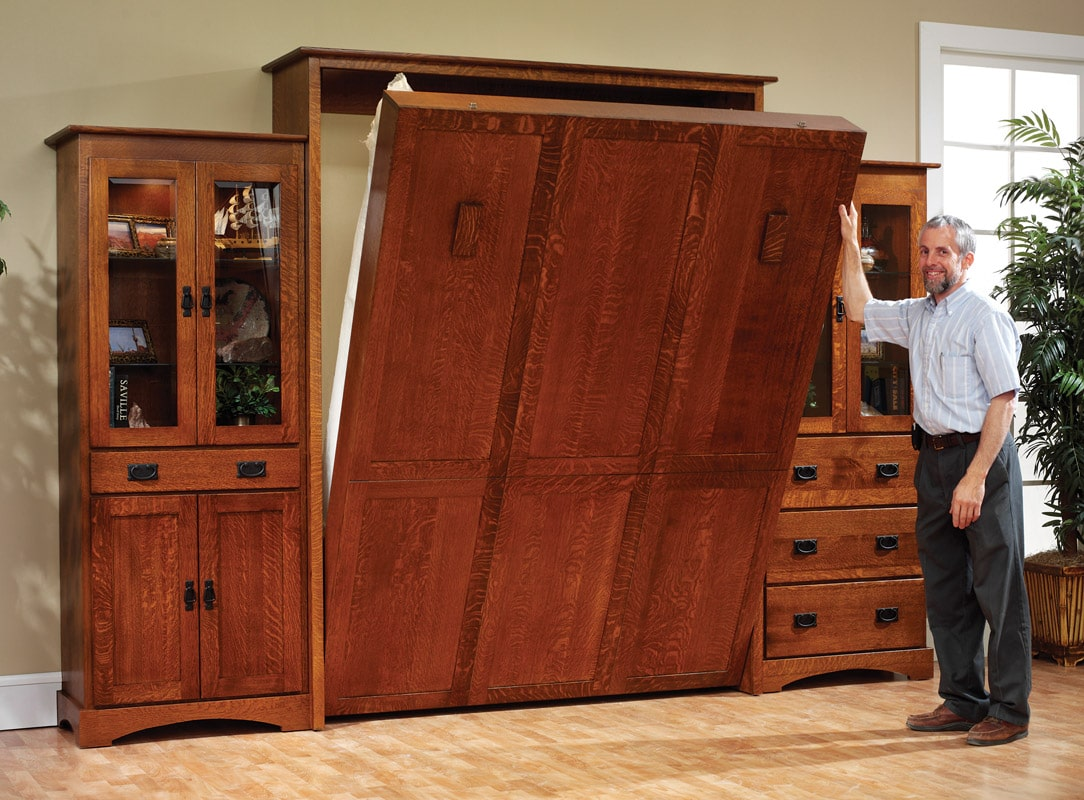 considerations when buying a murphy bed