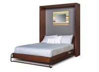 Cromwell Desk Wall Bed - Murphy Beds of San Diego