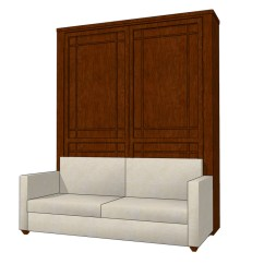 Wall Sofa Bed Mumbai What Can You Put Behind A Inspiration Murphy Beds Of San Diego