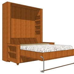 Wall Bed With Sofa Canada Leather Inspiration Murphy Beds Of San Diego