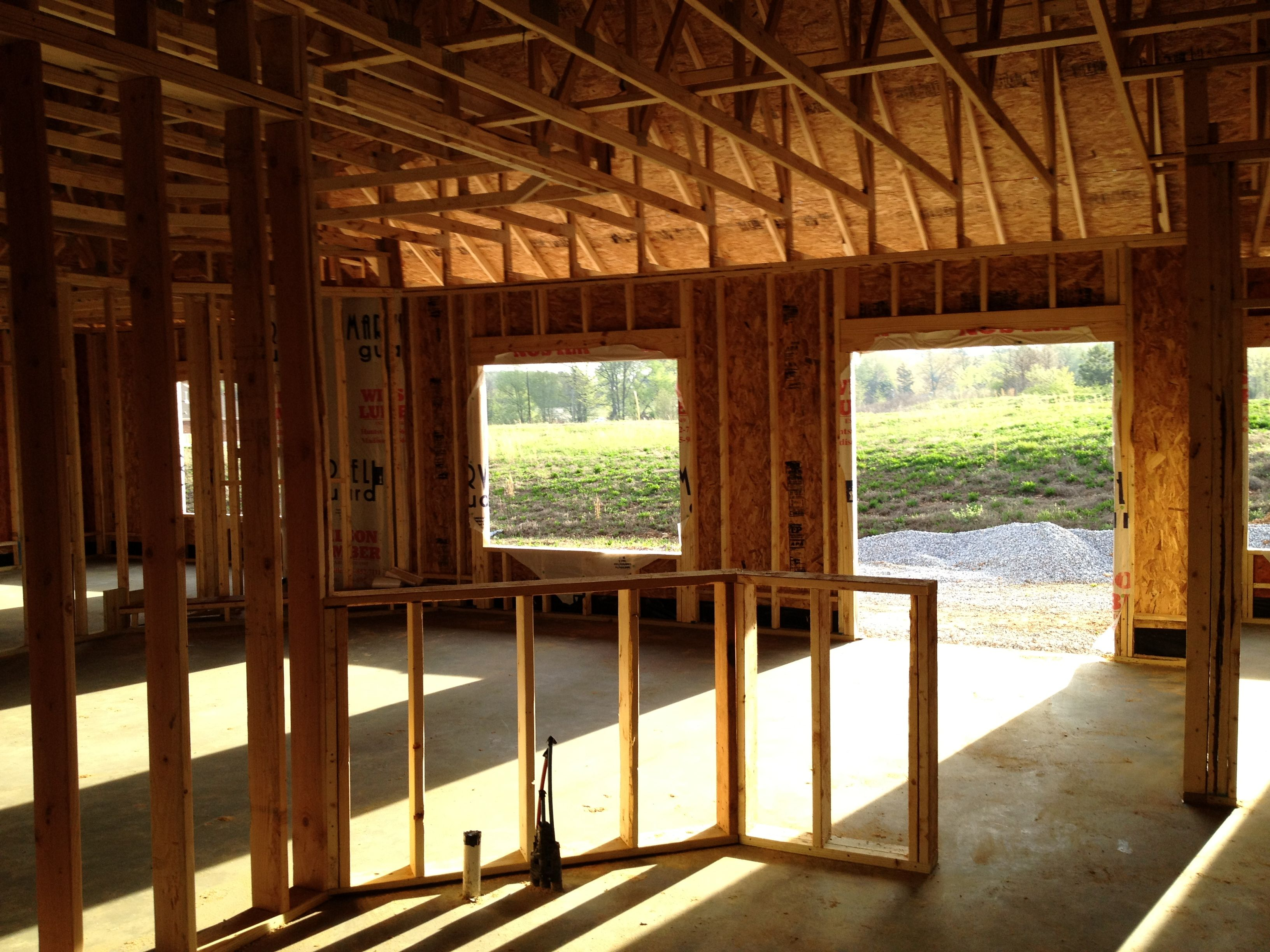PreConstruction Meeting to PreDrywall Meeting  Breaking Ground  Murphy Homes