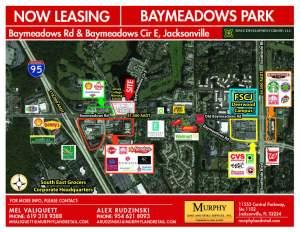Baymeadows Rd & Baymeadows Cir, Jacksonville, FL