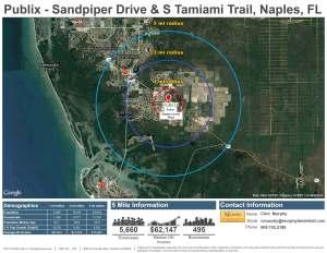 Publix - Sandpiper Dr & S Tamiami Trail, Naples, FL