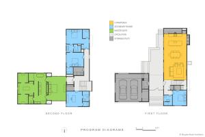 Zaguán House  Murphy Mears Architects