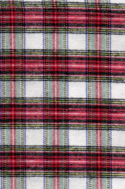 Gleneske Tartan Irish Nightshirt Dress Stewart