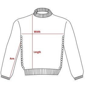 Sweater Outline