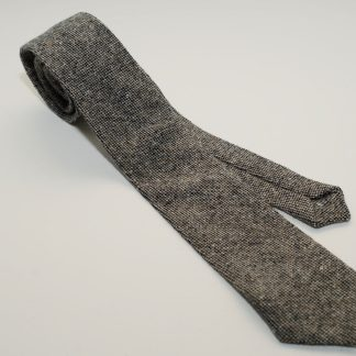 Donegal Tweed Traditional Weave Tie Oakwood