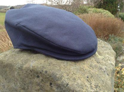 Irish Linen Cap Navy