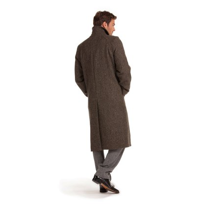 Connemara Tweed Overcoat
