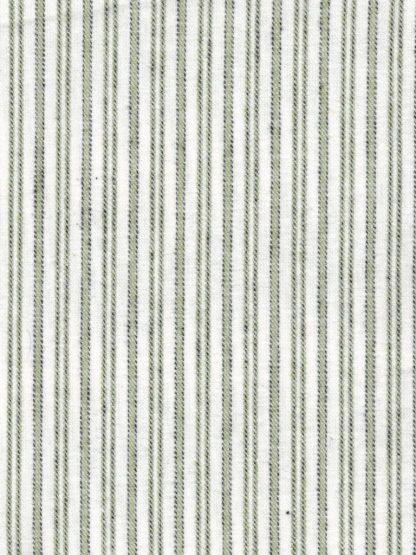 Gleneske Traditional Stripe Nightshirt Emerald Green 200012