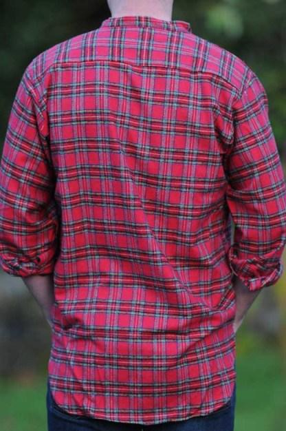 Grandfather Shirt Royal Stewart