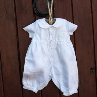 Christening Romper Suits