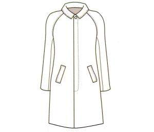 Overcoat Outline Dublin