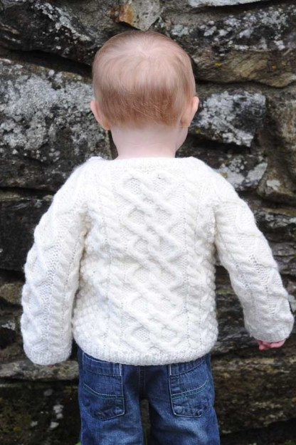Wee Heritage Childs Sweater