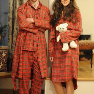 Pyjamas and DressingPyjamas and Dressing Gown Set